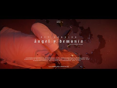 Rey Vonblon - Ángel & Demonia (Prod. Ares Beat) | Video Por BRBS LAB