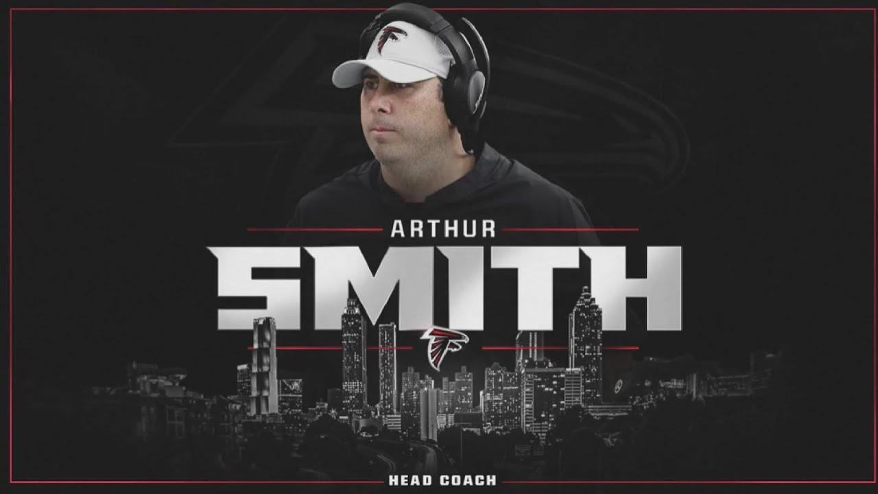 Arthur Smith reaches deal to become Atlanta Falcons' new head coach