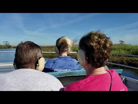 Twister Airboat Rides At Lone Cabbage Fish Camp