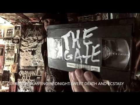 THE MILMONT MAUSOLEUM: THE GATE