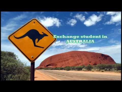 A DREAM BECOME REALITY #1- Exchange student in Australia || -Serena