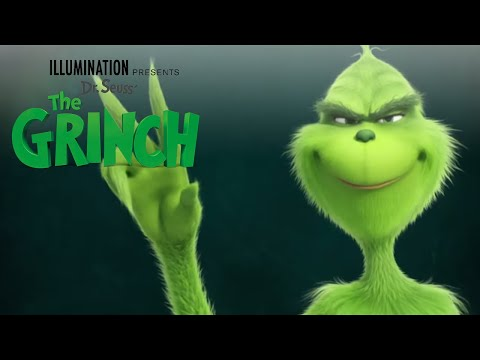 """The Grinch - In Theaters November 9 (""""You're a Mean One, Mr. Grinch"""" Lyric Video) [HD]"""