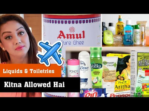Hand Luggage/Baggage Restrictions- Mamta Sachdeva Air Hostess