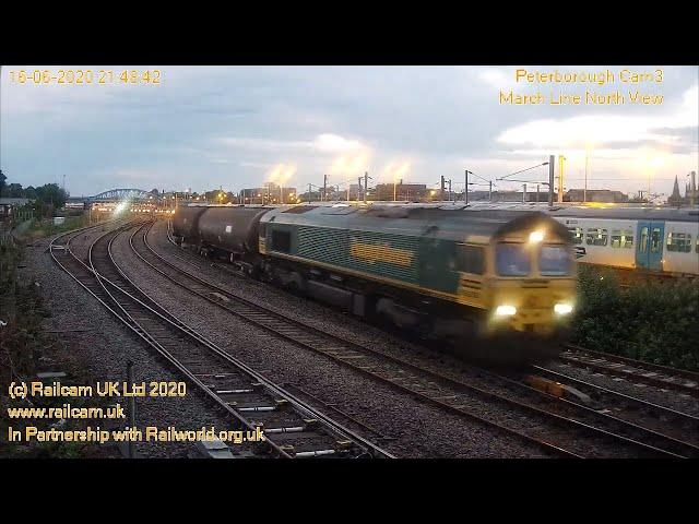 Peterborough Cameras Taster, Cambridgeshire UK | Railcam LIVE