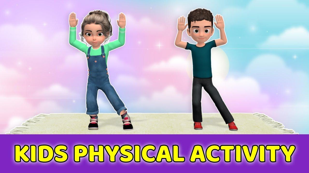 Kids Physical Activities: Beginner Exercises