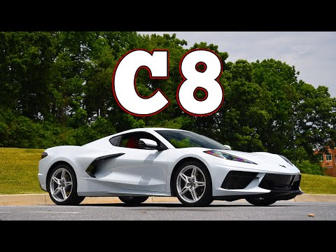 2020 Chevrolet Corvette C8: Regular Car Reviews