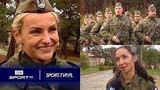 Sofia Ennaoui, Justyna Święty-Ersetic, Wojciech Nowicki i Paulina Guba złożyli żołnierską przysięgę