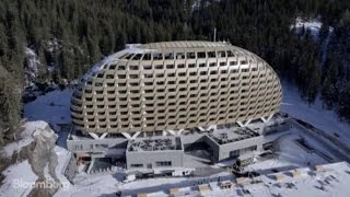 Where Will Bono Stay? Davos' Golden Egg Goes Bankrupt