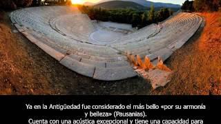 ARTE GRIEGO, ARQUITECTURA II EL TEATRO