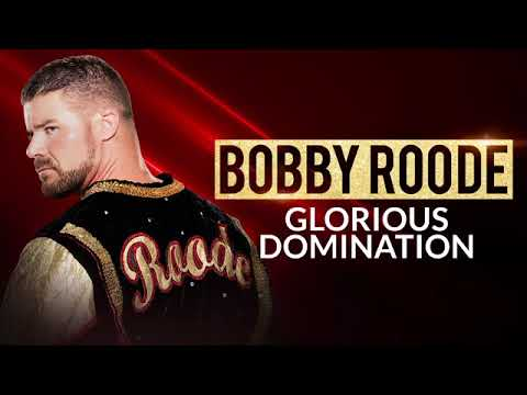 Bobby Roode   Glorious Domination Official Theme