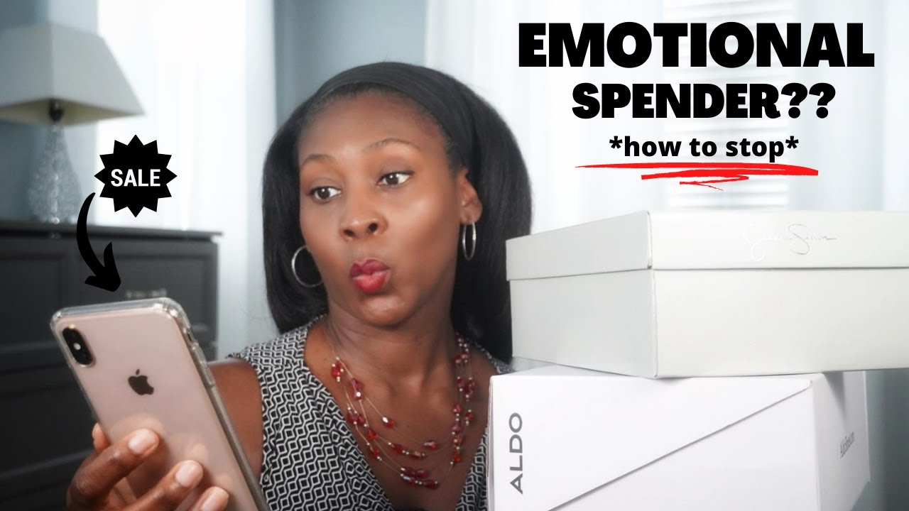How to *STOP* Emotional Shopping and Spending ⎟FRUGAL LIVING TIPS