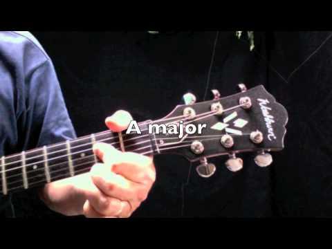 GLORIA - Guitar Lesson