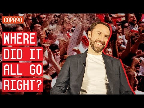 Southgate on England's Incredible Year | Where Did It All Go Right?