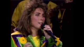 "Laura Branigan Never in a Million Years ""Live"""