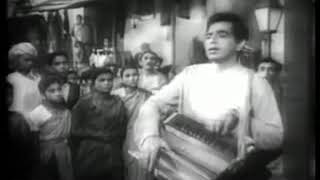 Hue ham jinke liye barbad..Deedar1951- Rafi - Dilip Kumar- Shakil Badayuni- Naushad..a tribute