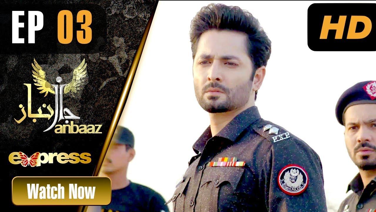 Download Pakistani Drama | Janbaaz - Episode 3 | Express TV Dramas | Qavi Khan, Danish Taimoor, Areeba Habib