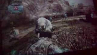 Ghost Recon 2 on Lumenlab Evo projector (3)