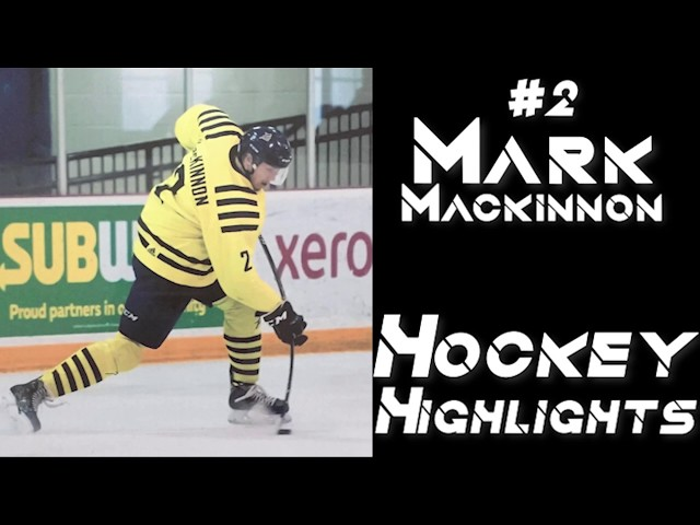 Mark MacKinnon | Hockey Highlights