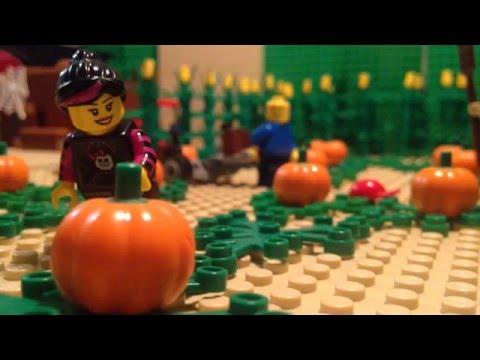 LEGO Halloween Pumpkin Patch Day