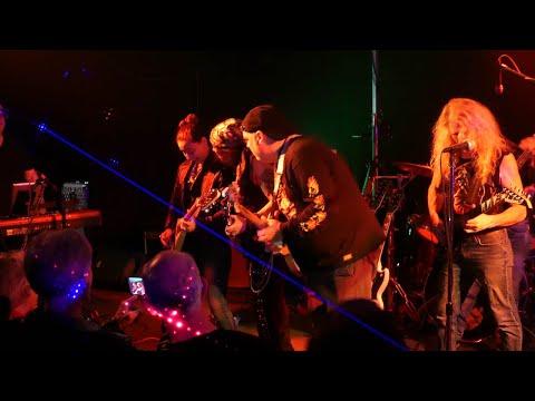 All Along The Watchtower - John Morse All-Stars - Chrome - 11/15/19
