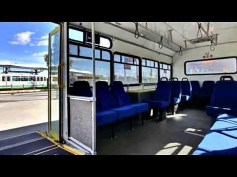 Edmonton Transit System (ETS) - Community Bus