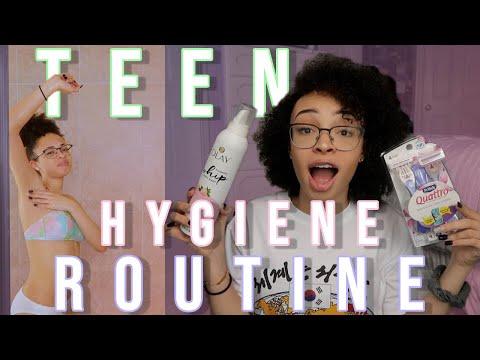 Smelly Teen Let us Talk Teen Hygiene