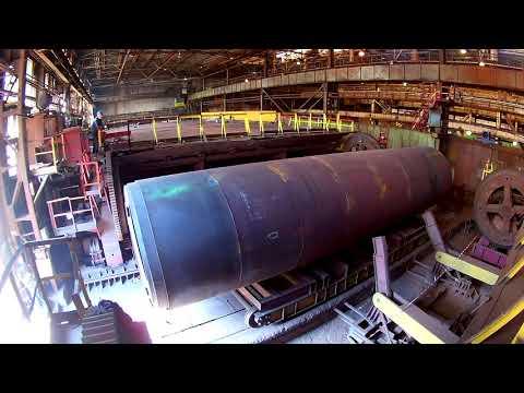 Производство резервуаров до 72 тыс кубов на Укрстальконструкция