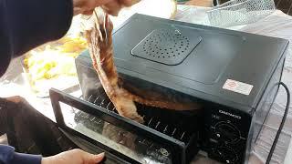 대우 생선구이기 삼겹살 굽는 기계 미니 오븐 가정용 생…
