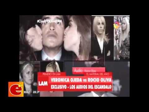 Fuertes audios de Rocío Oliva hablando de Verónica Ojeda: Gorda grasa