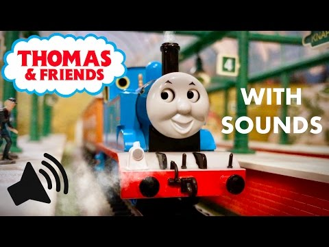 Bachmann Thomas Unboxing (With Speed-Activated Sound)