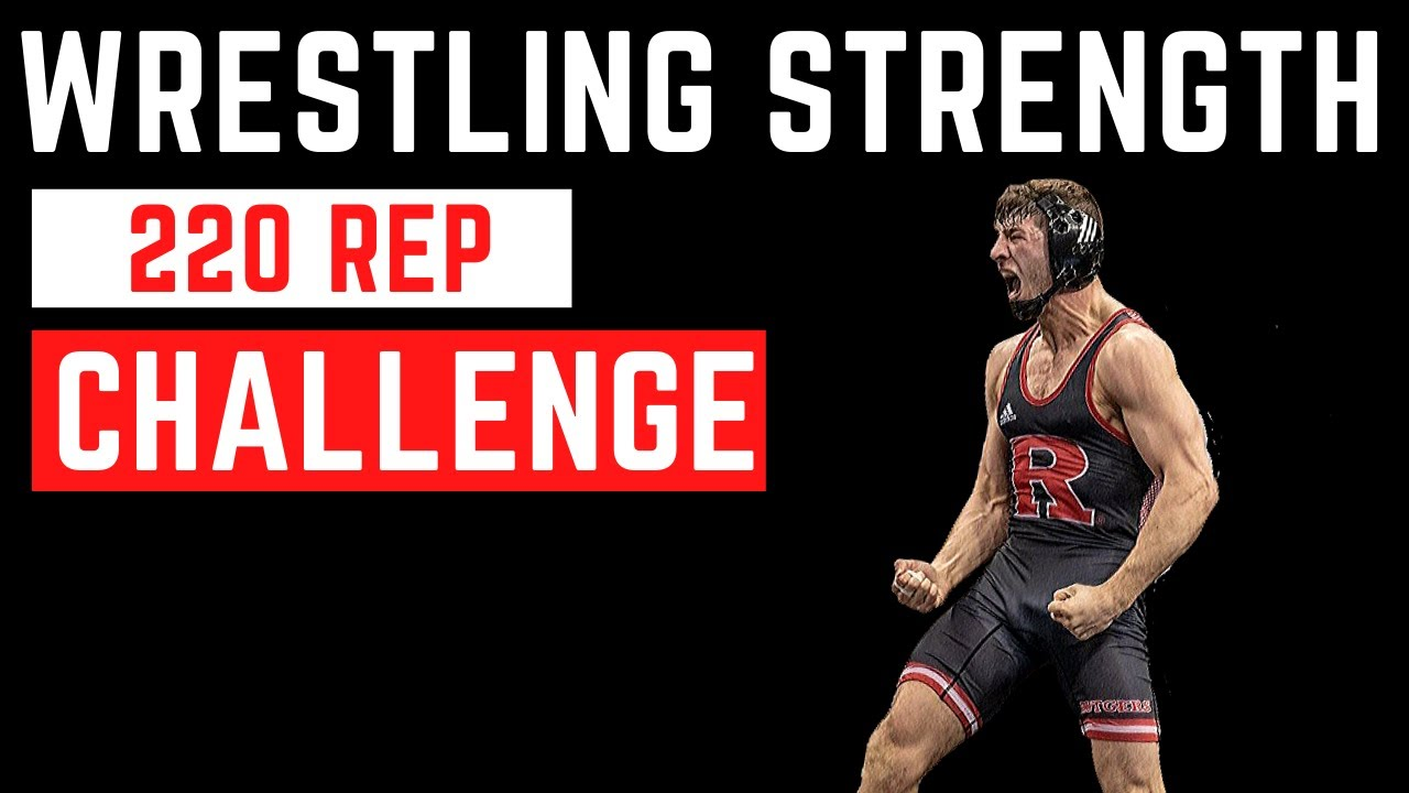 Wrestling Strength Workout | Anthony Ashnault | Sprawl | Renegade Row | Squat | Swing