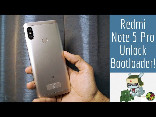 How To] Unlock Bootloader on Your Redmi Not… | Xiaomi Redmi