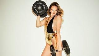 Candice Swanepoel ile Egzersiz Zamanı   Vogue Türkiye