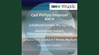 Keyboard Sonata in B Minor, Wq. 63/4, H. 73: II. Largo maestoso