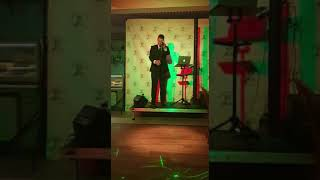 """Michael bublé's """"cry me a river cover by Dale Bullimore """""""