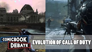 Evolution of Call of Duty Games in 17 Minutes (2017)