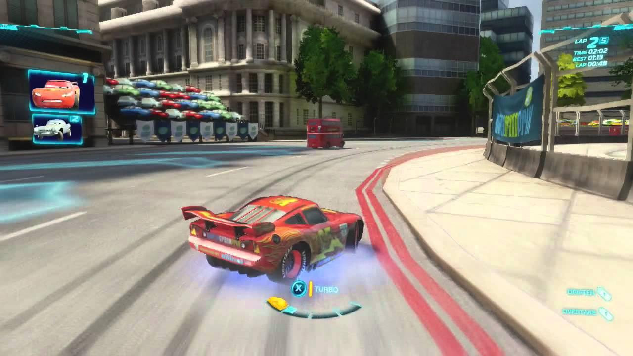 cars 2 gameplay episode 1 race hd youtube. Black Bedroom Furniture Sets. Home Design Ideas