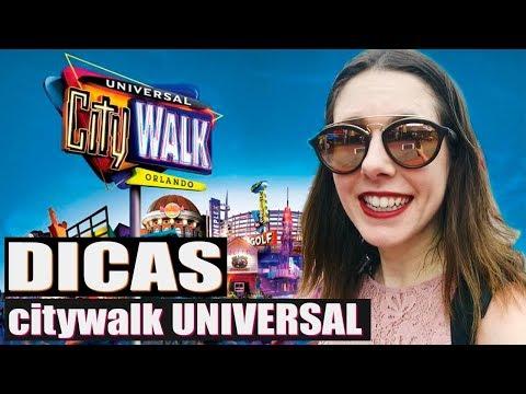 CITYWALK Orlando UNIVERSAL | O QUE TEM, Preços, O QUE VALE A PENA