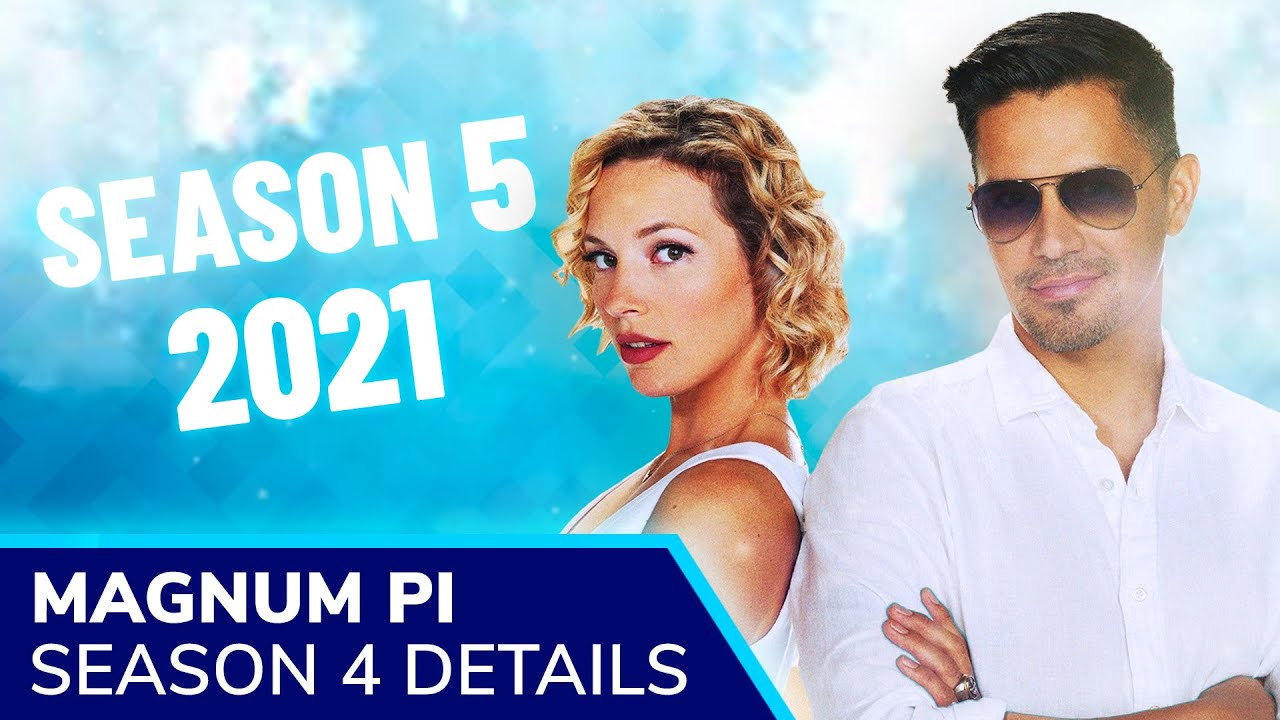 Download MAGNUM PI Season 4 Release Confirmed for Fall 2021 by CBS: Jay Hernandez Returns as Thomas Magnum