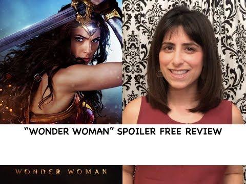 WONDER WOMAN - Official Movie Review // Gal Gadot, Chris Pine, Robin Wright