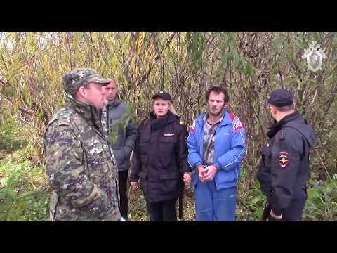 АлкоЛюдоед: В Архангельске людоед показал где убил своих друзей и съел