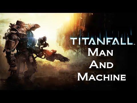 "TITANFALL RAP ""Man and Machine"" (Feat JT Machinima) *Original Music Video* Mimic Ghost"