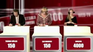 SEGAMI Eine Parodie mit Jochen Busse, Lilo Wanders und Svenja Ingwersen