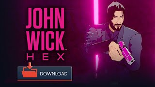 How To Download And Install John Wick Hex (PC)(CODEX)!!!