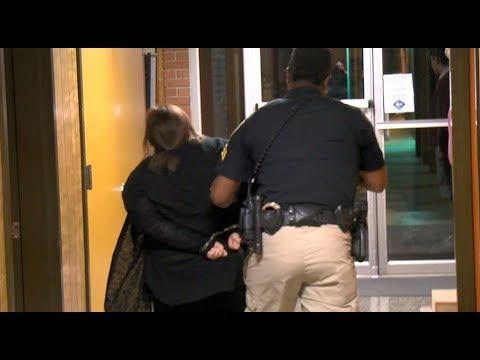 Vermilion Parish Teacher removed from meeting in handcuffs - KATC team coverage
