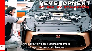 Nissan GT-R50 by Italdesign Development