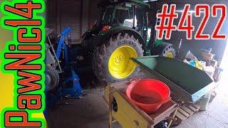 Długi film z ciekawostkami i aktualnościami - Życie zwyczajnego rolnika #422