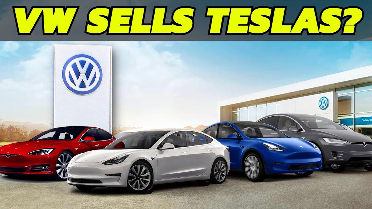 VW Sells Teslas? | In Depth