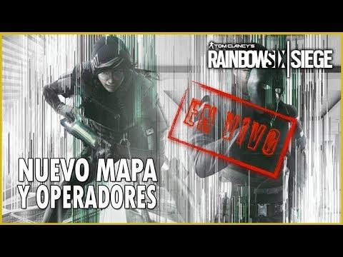OPERATION WHITE NOISE de Rainbow Six Siege en DIRECTO - Why so Sara