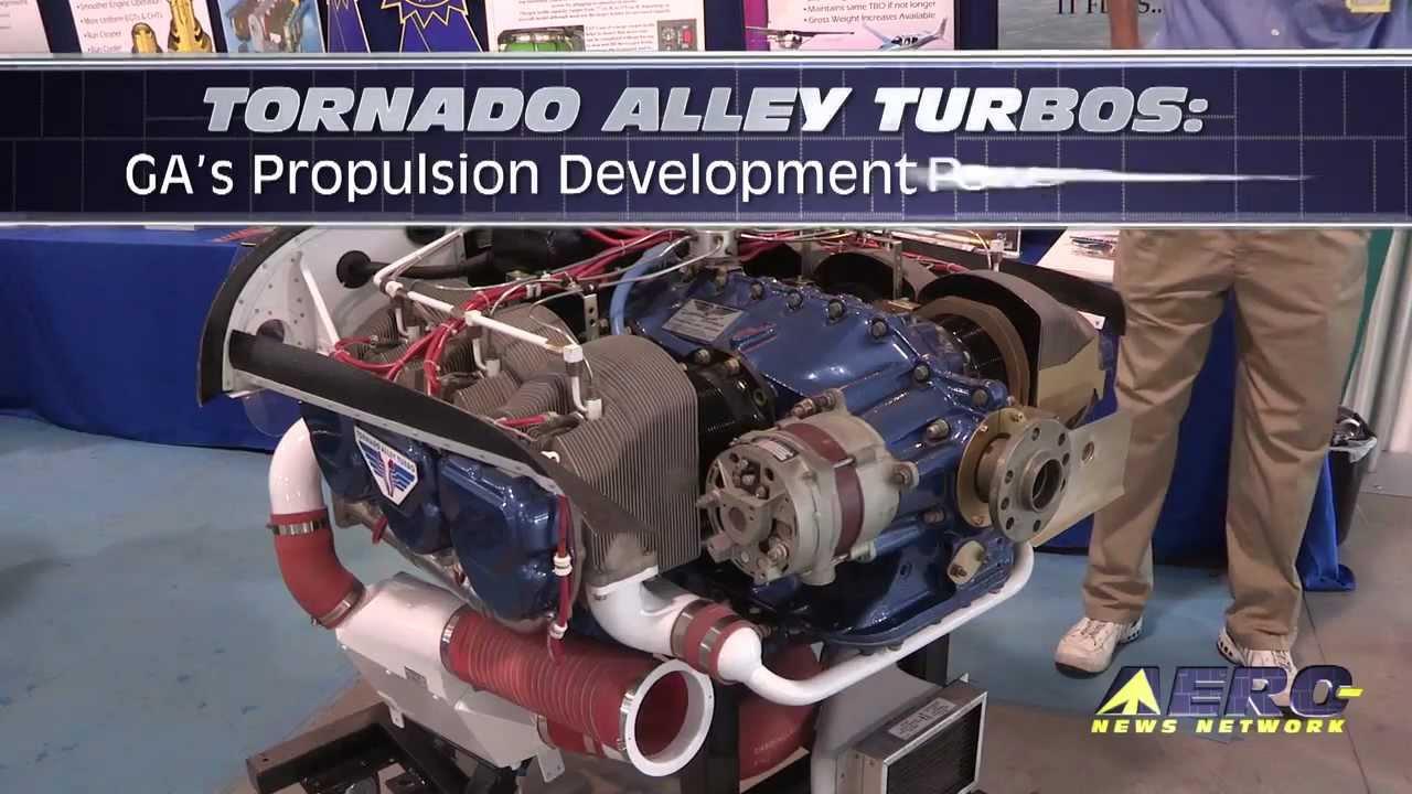Aero-TV: Tornado Alley Turbos - GA's Propulsion Development Powerhouse